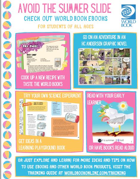 Avoid summer slide early learning