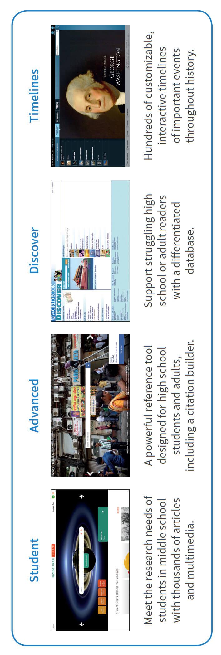 Database bookmark