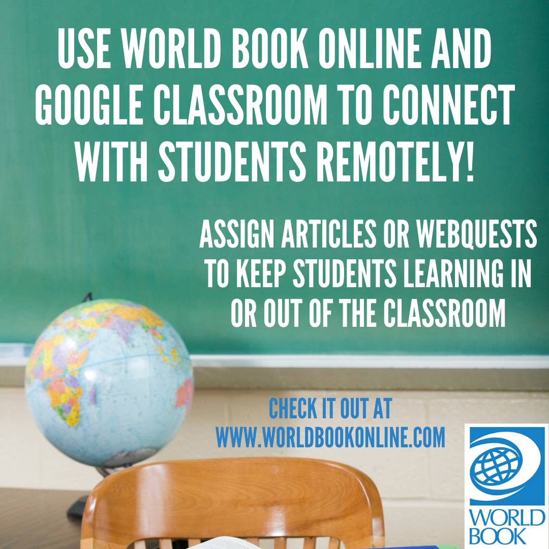 connect with students remote