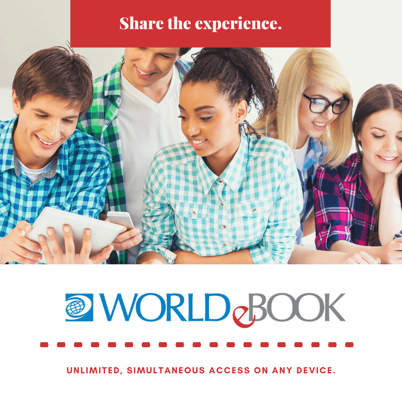 eBooks Share the Experience